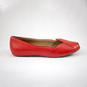 ballerine-glosanve-gardenchic-rouge